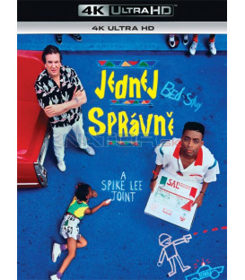 Jednej správně 1989 (Do the Right Thing) (4K Ultra HD) - UHD Blu-ray