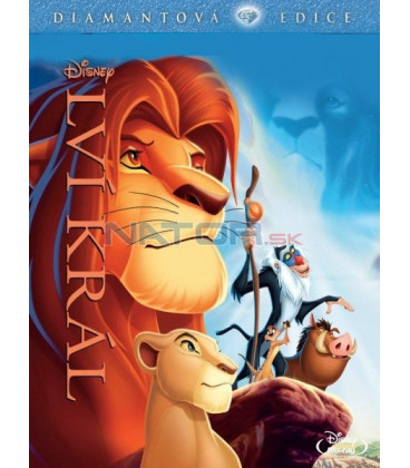Lví král DE (Lion King) Blu-ray
