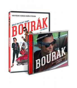 Bourák 2020 soundtrack DVD+CD