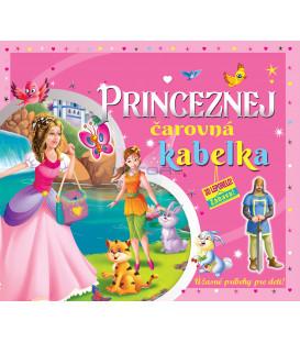 Princeznej čarovná kabelka (3D leporelo)