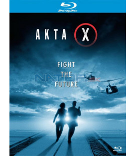 Akta X - Film (The X Files) BLU-RAY
