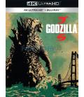GODZILLA 2014 (GODZILLA 2014) (4K Ultra HD) - UHD Blu-ray