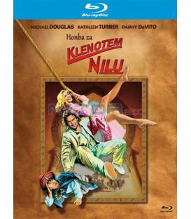 Honba za klenotem Nilu (The Jewel of the Nile) Blu-ray