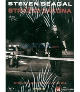Steven Seagal: Strazce zákona 4 DVD