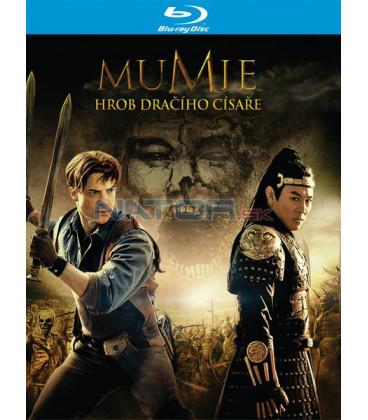 Mumie: Hrob Dračího císaře (Mummy: Tomb of the Dragon Emperor) Blu-ray