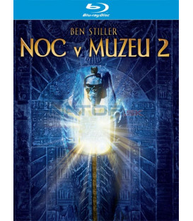 Noc v muzeu 2  (Night at the Museum: Battle of the Smithsonian) Blu-ray