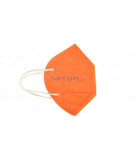 Respirátor FFP2 NR MEIYI MY-002- Oranžový BALENIE 2 KS