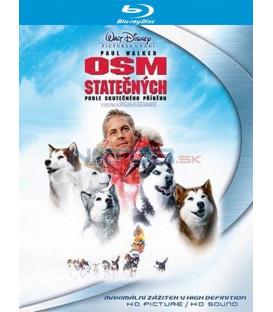 Osm statečných (Eight Below) Blu ray