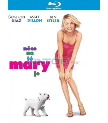 Něco na té Mary je 1998 (Theres Something About Mary) Blu-ray