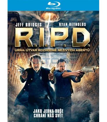 R.I.P.D.-URNA: Útvar Rozhodně Neživých Agentů ( R.I.P.D.) - Blu-ray
