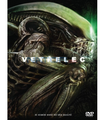 Vetřelec 1979 (Alien) DVD