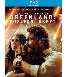Greenland: Poslední úkryt 2020 (Greenland) Blu-ray