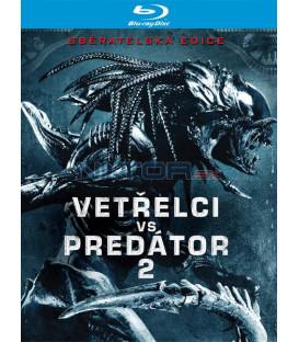 Vetřelci vs Predátor 2 (Aliens vs. Predator: Requiem) 2 Blu-ray