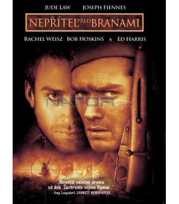 Nepřítel před branami CZ dabing (Enemy at the Gates) DVD