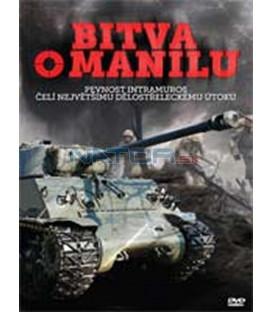 Bitva o Manilu  DVD (Walls of Hell)