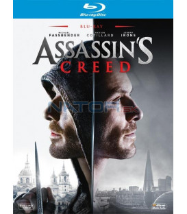 Assassins Creed 2016 - Blu-ray