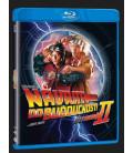 Návrat do budoucnosti II 1989 (Back to the Future) Blu-ray remasterovaná verze