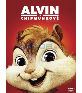 Alvin a Chipmunkové (Alvin and the Chipmunks) Big Face DVD