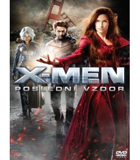 X-Men: Poslední vzdor (X-Men: The Last Stand) DVD