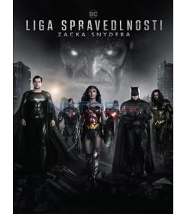 Liga spravedlnosti Zacka Snydera 2021 (Zack Snyders Justice League) DVD