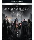 Liga spravedlnosti Zacka Snydera 2021 (Zack Snyders Justice League) (4K Ultra HD) - UHD Blu-ray + Blu-ray