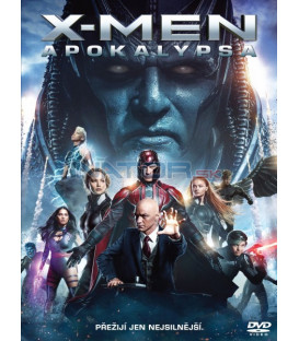 X-Men: Apokalypsa (X-Men: Apocalypse) DVD