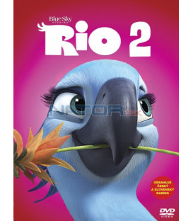 Rio 2 -  2014 Big Face DVD