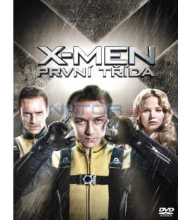 X-Men: První třída (X-Men: First Class (2011) DVD