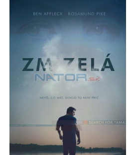 Zmizelá (Gone Girl) DVD