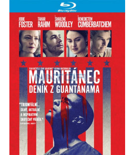 Mauritánec: Deník z Guantánama 2021 (The Mauritanian) Blu ray