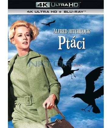 PTÁCI (The Birds) (4K Ultra HD) - UHD Blu-ray + Blu-ray