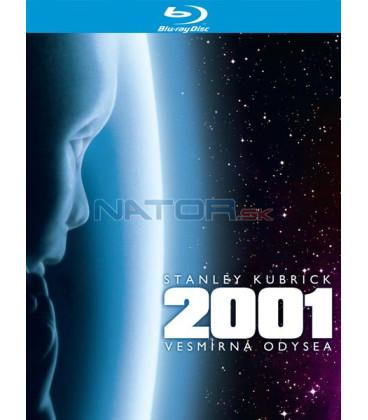 2001: Vesmírná odysea (2001: A Space Odyssey) Blu-ray