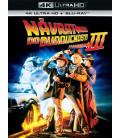Návrat do budoucnosti III 1990 (Back to the Future) remasterovaná verze (4K Ultra HD) - UHD Blu-ray + Blu-ray