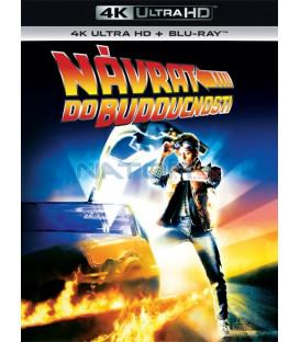 Návrat do budoucnosti 1985 (Back to the Future)  remasterovaná verze (4K Ultra HD) - UHD Blu-ray + Blu-ray