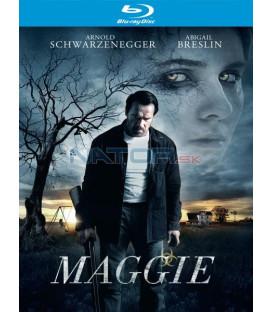 Maggie Blu-ray 2015 Arnold Schwarzenegger