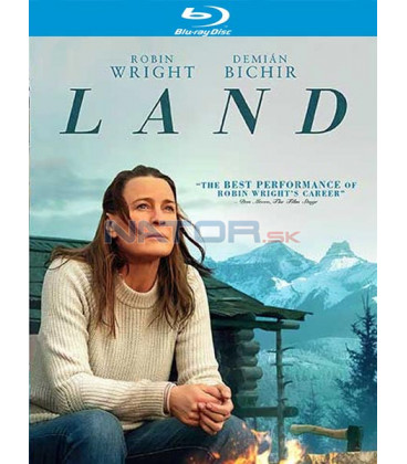 Land 2021 Blu-ray