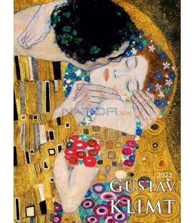 Nástenný Kalendár Gustav Klimt 2022