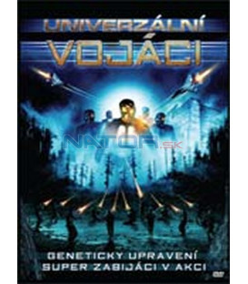 Univerzální vojáci DVD (Universal Soldiers)