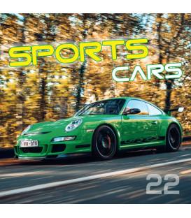 Nástenný Kalendár Sports Cars 2022