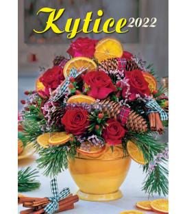 Nástenný Kalendár Kytice 2022