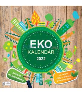 Nástenný Kalendár Eko 2022
