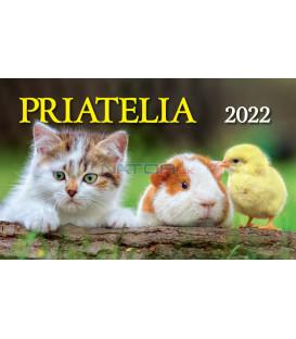 Stolový Kalendár Priatelia 2022
