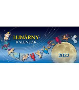 Stolový Kalendár Lunárny 2022