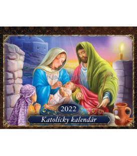 Stolový Kalendár Katolícky 2022