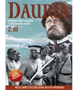 Dauria – 2. DVD (Dauriya)