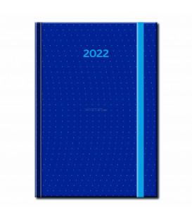 Denný Diár Point Modrý 2022