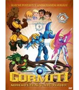Gormiti – 6. DVD (Gormiti)