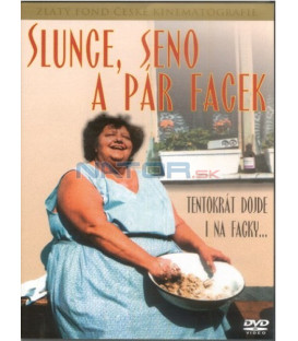 Slunce, Seno a Pár Facek DVD