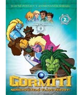 Gormiti – 2. DVD (Gormiti)
