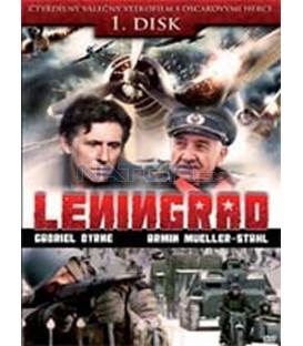 Leningrad – 1. DVD (Leningrad) - SLIM BOX